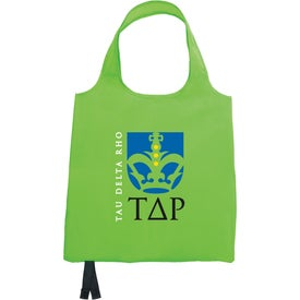 Company Reusable Foldable Tote Bag