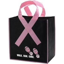 Company Ribbon Grocery Shopper Tote Bag