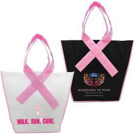 Ribbon Tote for Your Organization