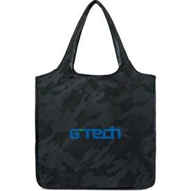 Riley Medium Patterned Tote Bag