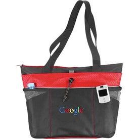 Personalized Riprock Ripstop Tote Bag
