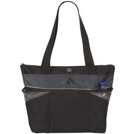 Imprinted Riprock Ripstop Tote Bag