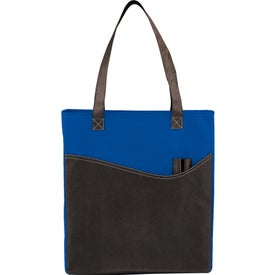 Rivers Pocket Convention Tote Printed with Your Logo
