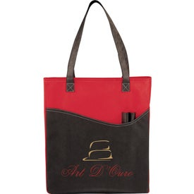 Company Rivers Pocket Convention Tote