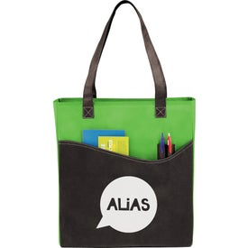 Rivers Pocket Convention Tote for Your Organization
