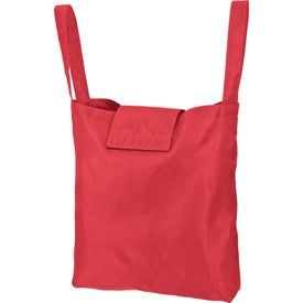 Advertising Rock-n-Roll Clip-On Tote