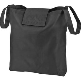 Monogrammed Rock-n-Roll Clip-On Tote