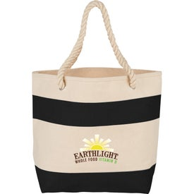 Rope Handle 16oz Cotton Canvas Totes