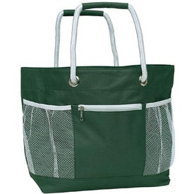 Rope-A-Tote Bag Imprinted with Your Logo