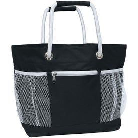 Branded Rope-A-Tote Bag