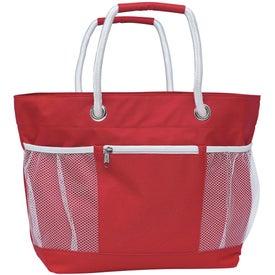 Custom Rope-A-Tote Bag