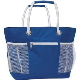 Printed Rope-A-Tote Bag