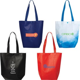 Roxbury Laminated Tote Bag
