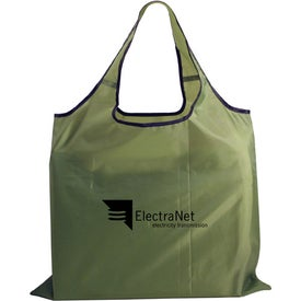 Customized RPET Fold-Away Carry All