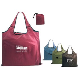 RPET Fold-Away Carry All Branded with Your Logo