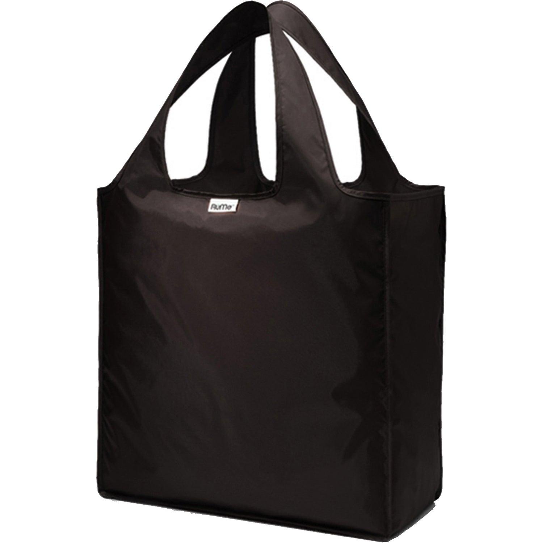 Black Rume Classic Large Tote Bag