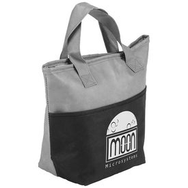 Santa Ana Insulated Snack Tote for Your Organization