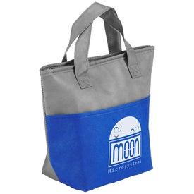 Santa Ana Insulated Snack Tote with Your Logo