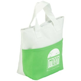 Customized Santa Ana Insulated Snack Tote