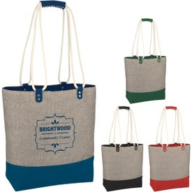 Scottsdale Heathered Tote Bag