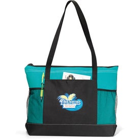 Select Zippered Tote for Your Church