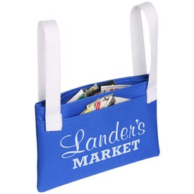 Shopper's Coupon Tote Bag for Your Organization