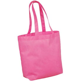 Imprinted Shopping Tote