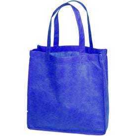Monogrammed Shopping Tote