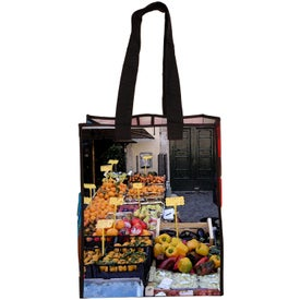 Shopping Tote with Your Slogan