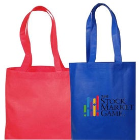 "Shopping Tote Bag (14"" x 15"" x 3"")"