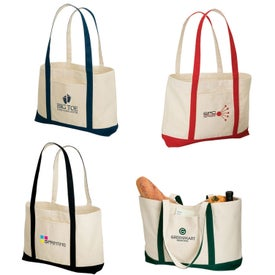 Shoreline Cotton Tote