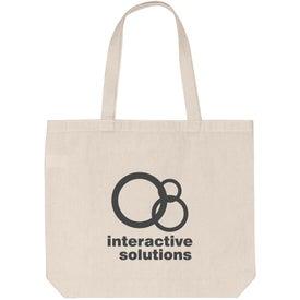 Shoulder Tote Bag Imprinted with Your Logo