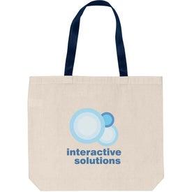 Personalized Shoulder Tote Bag