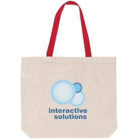 Logo Shoulder Tote Bag