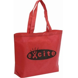 Show Tote with Your Slogan