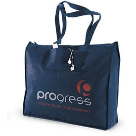 Monogrammed Show Tote