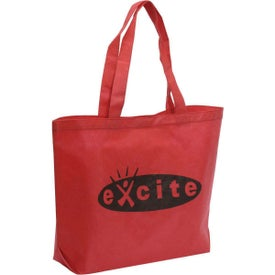Advertising Show Tote Bag