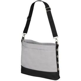 Imprinted Sideline Grommet Tote Bag