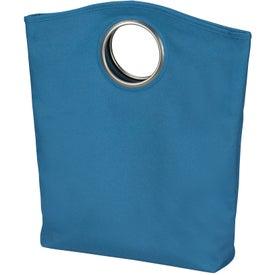 Company Signature Grommet Tote Bag