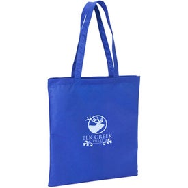Simple Recycled Tote for your School