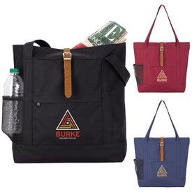 Simple Snap Tote Bag