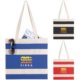 Simply Striped Tote Bag