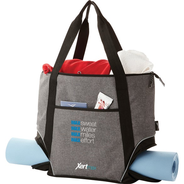 Graphite Slazenger Competition Fitness Tote Bag