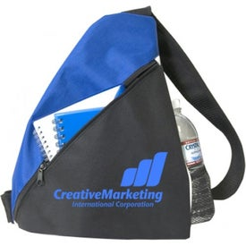 Sling Back Tote Bag for Advertising