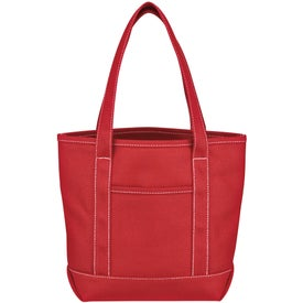 Small Cotton Canvas Yacht Tote Giveaways