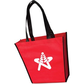 Branded Small Handy Tote Bag