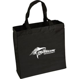 Small Polyester Tote Bag for your School