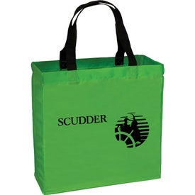 Small Polyester Tote Bag for Promotion