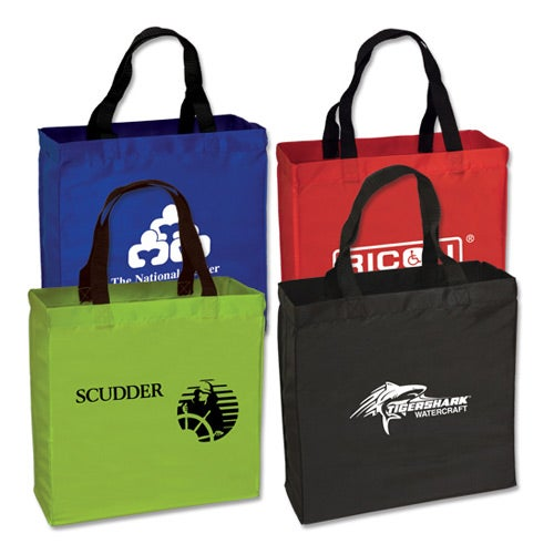 Small Polyester Tote Bag