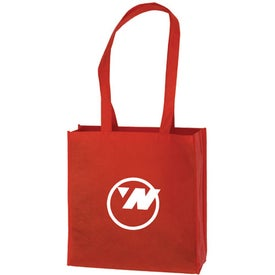 Monogrammed Small Tote Bag